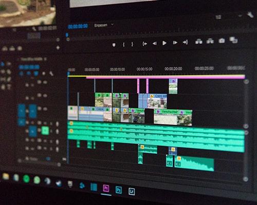 Motion design vidéo