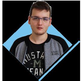 Maxime Intégrateur - Equipe Wiwacom